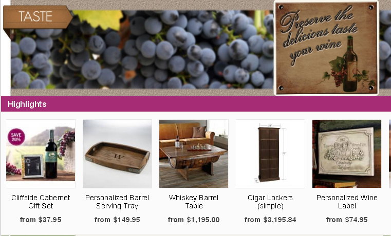 Bacchus Wine Storage