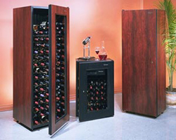 Climate Controlled Wine Cellars!